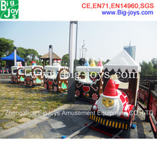 Christmas China Manufacturers Mini Electric Tourist Train