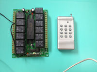universal remote controller urc22b