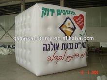 high quality inflatable square balloon with lower price F2050