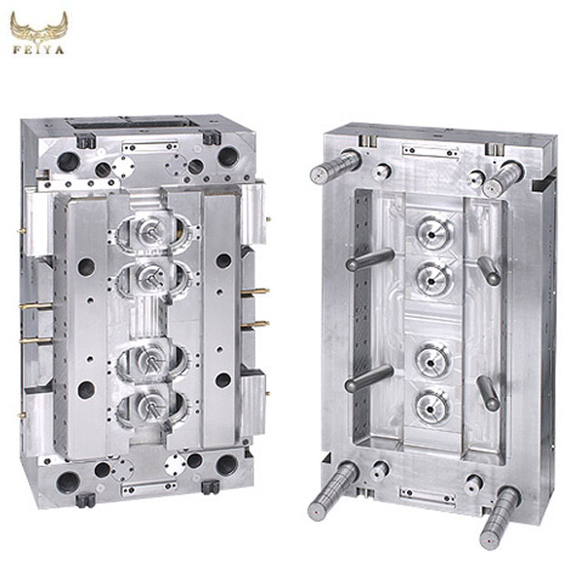 Multiple cavity plastic mold making process,injection molding making companies