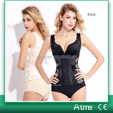 New Women Black Nude Body Shapertummy Slimmer Seamless Shape Wear Corsets And Bustiers