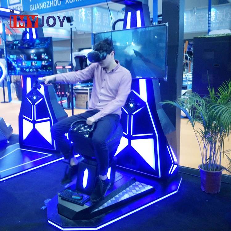 China Manufacturer supply horse vr racing riding simulator 9d vr