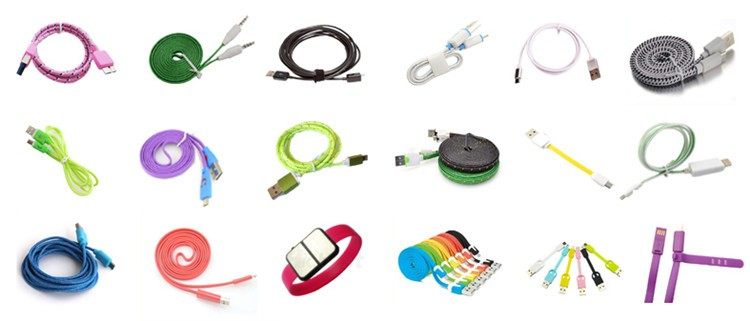 Wholesale phone accessories data cable magnetic usb cable android