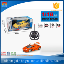 5 Channels 1 18 Scale RC Car Bodies For Kids Variable Speeds RC Car Parts With Opening Doors