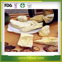 tropical fruits halal FD food freeze dried durian