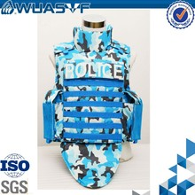 NIJ PE bulletproof full body armor for army