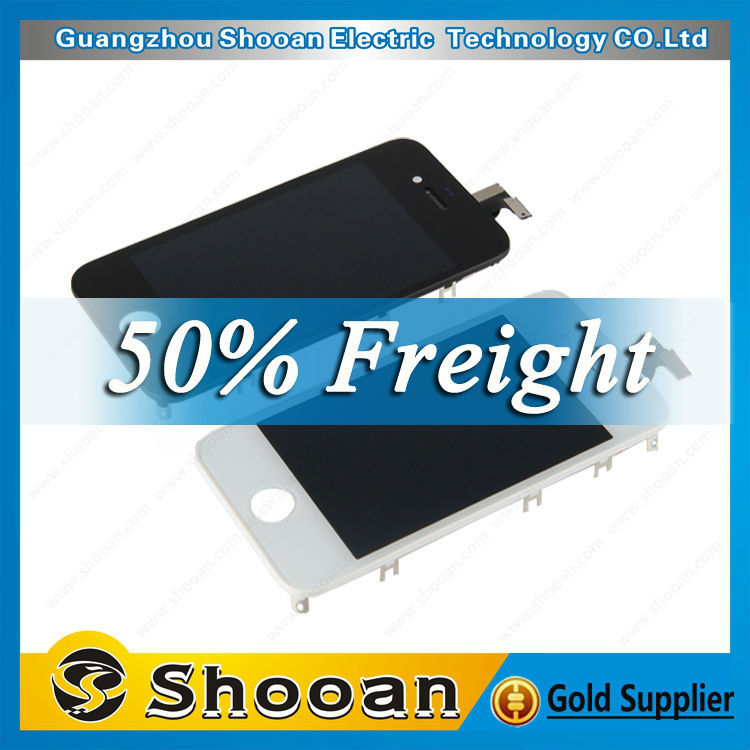 wholesale foxconn mobile phone lcd motherboard for iphone 4s,for iphone 4s lcd touch screen