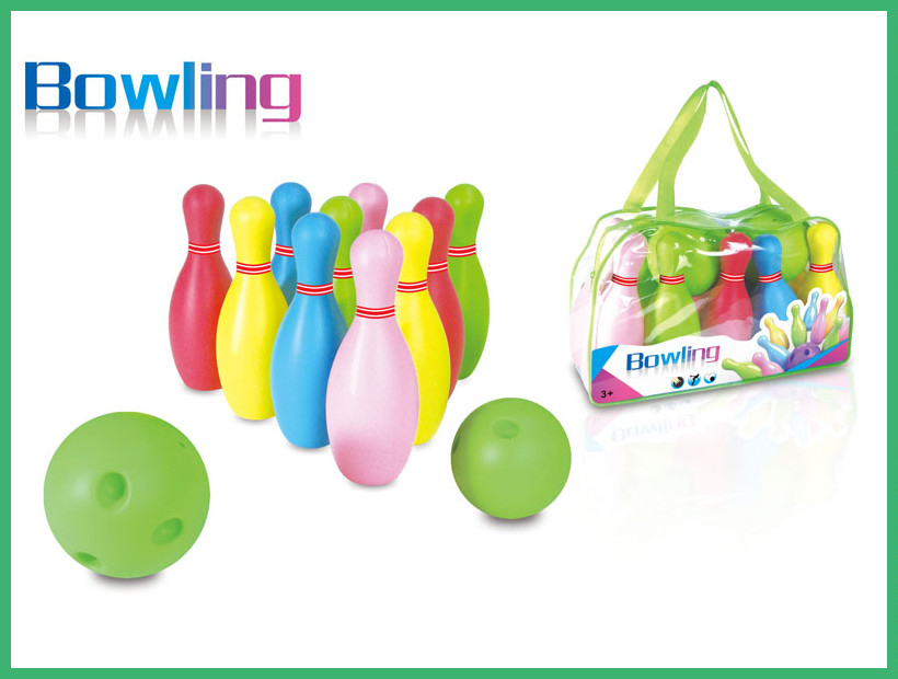 Factory Wholesale High Quality Colourful Bowling Ball For Children