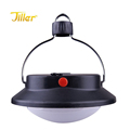 2018 new design waterproof solar outdoor hanging LED camping light