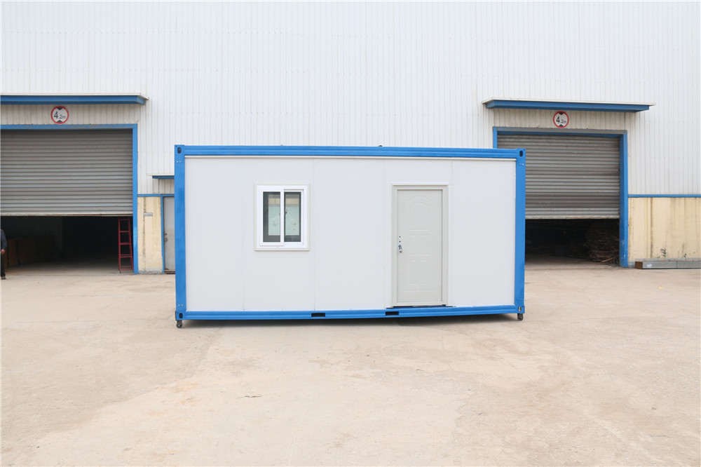 Hight Quality Living Company Trade Assurance 20ft 40 container mobile home for Pakistan