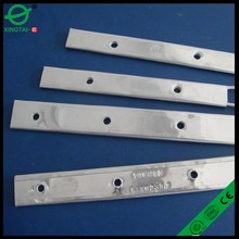 Fiberglass Leads for Metal Braid Mica Strip Heaters