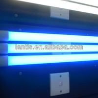 2014 new arrival Blue color 10w/18w/20w/22w t8 LED tube light for club stage decration