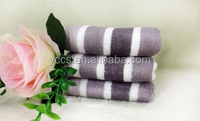 China supplier new color of bamboo fiber hand towel
