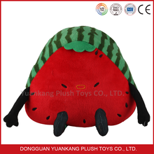Stuffed Lovely Plush Toy Watermelon Fruit Doll for Kids Gift