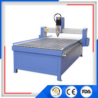 4 Axis Cnc Router Machine For Aluminum