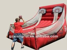 2014 new basketball promotion---inflatable monster basketball/inflatable sport games