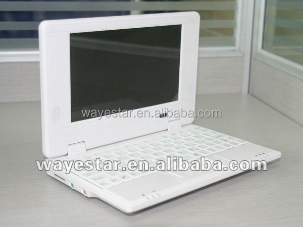 7'' inch Mini Computer Lap top