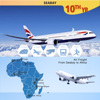 cheap air freight shipping from beijing to zimbabwe