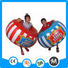 New dseign inflatable belly bumper ball,kids bumper ball