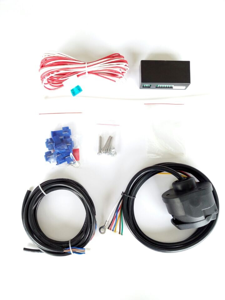 Complete variety of Trailer parts module light,Universal Towbar Wiring Kits