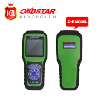 New Arrival OBDStar X100 PROS Auto Key Programmer C Type IMMOBILISER + OBD software with EEPROM Adapter Update online X100 PROS