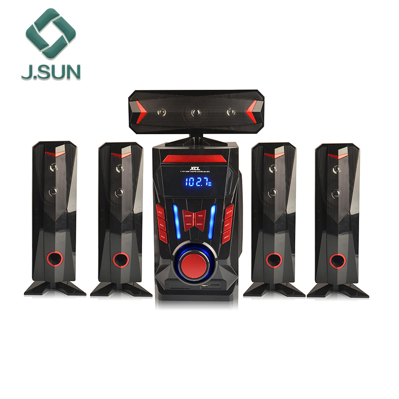 2017 new product bluetooth home theater active subwoofer bass speaker system