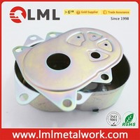 Zinc Plating Sheet Metal Stamping Motor Shell