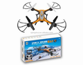 4CH RC Sports Version Drone/Quard Copter with FPV Real Time Camera Wifi Transmision