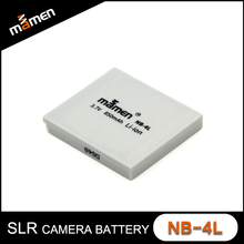 3.7 V Digital Camera Battery NB-4L Camera Lithium Battery Pack Replacement For Canon IXUS NB-4L