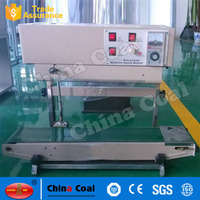 alibaba china hot products Vertical Continuous Band Sealer High quality FR-900V With Solid-Ink Coding