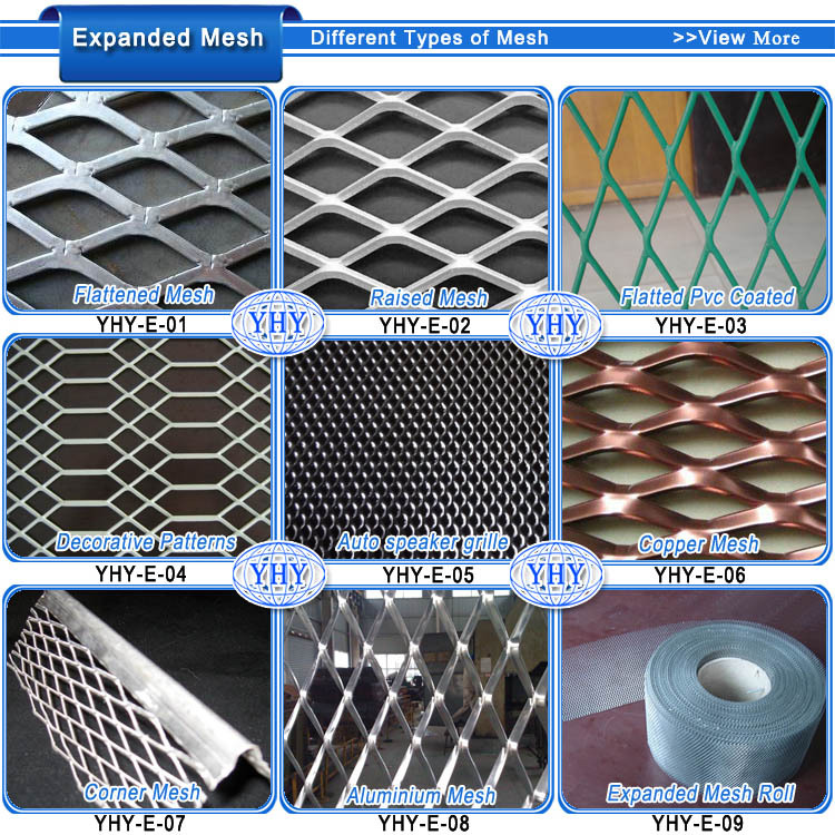 Expanded Metal For Trailer Flooring Expanded Metal Mesh