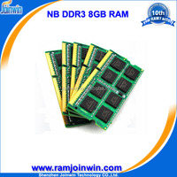 Retail buying 512mb*8 ram memory 8gb ram ddr3 with low density