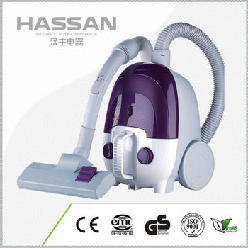CE GS RoHS UL Household Promotional Canister Vacuum Cleaner