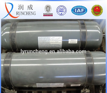 steel CNG cylinder high purity composite gas storage cylinder pressure vessel