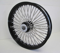 36 Holes 18 inch Colored Motorcycle Rim Wheel H type