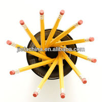 Wooden HB pencils, school stationery china