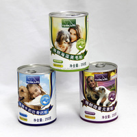 Milk Powder Can with Aluminum easy open end with SGS-FDA Certified