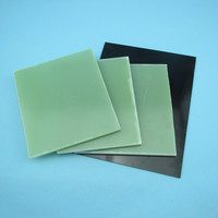 Excellent Mechanical Properties 0.15mm - 50mm Thick Epoxy Glass Fiber Laminated Sheet