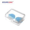 NRR 25dB silicon soft comfortable swimming ear protection