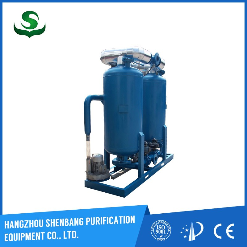 Brand new absorption regenerative air dryer with CE certificate