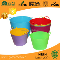 OEM ODM Plastic Ice Bucket Fishing Barrels car home hotel Magic Water Container Trash Bin Barrel Vessel/Bucket Multi Gardens