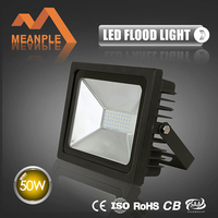 Meanple led outdoor projector Edison smd led projector ip65 RA more 80 led projector 50w