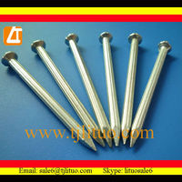 Good quality and competitive price spiral concrete nail, steel nail sizes