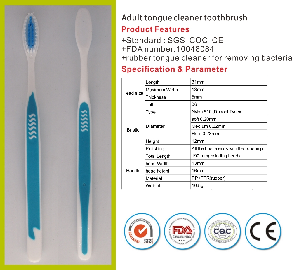 rotating cleaning brush importing wholesale toothbrush from china