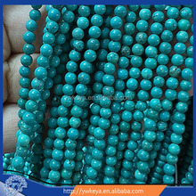 4mm 6mm 8mm 10mm 12mm Turquoise Gemstone Round Loose Beads 16""