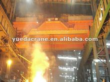 YZ Model Steel Melting Plant Crane Double Beam Overhead crane for steel mill