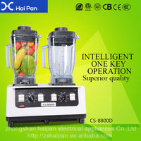 Certification CB,CE,RoHS Zhongshan Supplier and Plastic Housing Material Electric Names Of All Appliances Blender