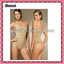 Sexy Seamless Shaping Women Tight Bodysuit