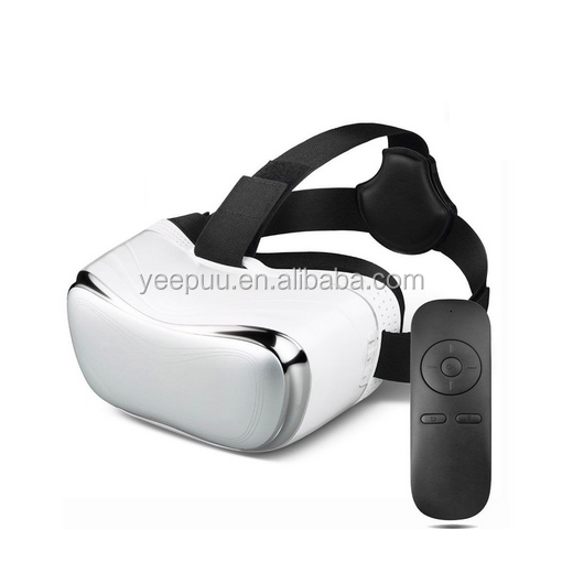 Magic 3D VR All-in-one, Virtual Reality 3D Android Video Glasses HD Digital Display,Imax Video Eyewear for PS XBOX