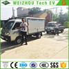 High Quality & Low Price AC Motor Electric Cargo Van With EEC